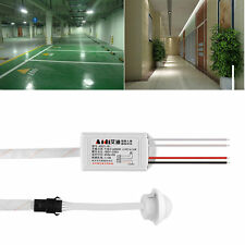 220V 200W IR Infrared Module Body Sensor Intelligent Light Motion Sensing Switch