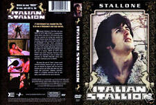 Italian Stallion DVD 2004 w/Sly Sylvester Stallone  Rambo Rocky Expendables Star