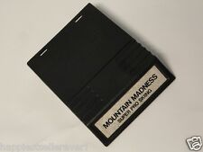 Intellivision Mountain Madness Super Pro Skiing INTV Video Game System