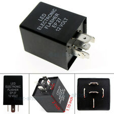 5-Pin EP27 FL27 LED Flasher Relay Fix For Car LED Turn Signal Lamps Hyper Flash