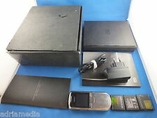 100% original Nokia 8800 acero inoxidable plata original estado made in Germany, defectuoso