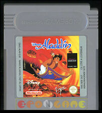 Disney's Aladdin Gameboy Game Boy Versione Europea ••••• SOLO CARTUCCIA