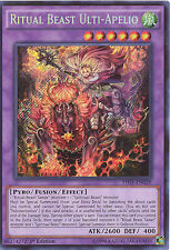 YuGiOh THSF-EN028 1x Ritual Beast Ulti-Apelio x1 LP+/NM- 1st Edition 2 Available