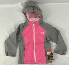 The North Face Girl's Osolita Triclimate Jacket NWT Cha Cha Pink Size M