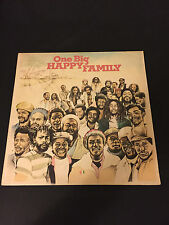 One Big Happy Family - Reggae Compilation - Island - IRSP 1 Vinyl LP