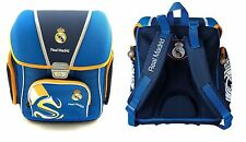 REAL MADRID School Bag Backpack GIRLS Kids licensed high quality satchel RONALDO