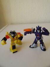 Transformers Sunstreaker & Galvatron, Robot Heroes Paquete de 2. 2008