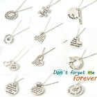 2015 Family I LOVE YOU Sunshine Mom Son Daughter Necklace Pendant Fortune Gift