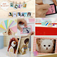 20Pc Polaroid Film Photo Sticker For FujiFilm Instax Mini Instant 8 7S 25 50S YZ
