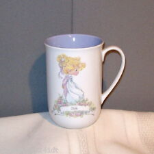 Precious Moments Sue Cermaic Porcelain Mug dated 1989