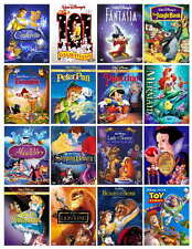 DISNEY CLASSIC MOVIES PHOTO-FRIDG MAGNETS
