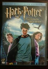 Harry Potter and the Prisoner of Azkaban 2 disc set full screen