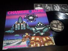 """Chambre Jaune """"Better Dead Than Alien"""" LP inner Schemer – SCHEMER 8906 Germany"""