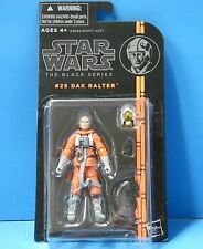 HASBRO Star Wars Black Series Action Figure # 25 SW VC07 DAK RALTER