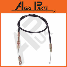 Acelerador De Pie Cable 980mm largo Massey Ferguson 365,375,390,390 T,398,399 Tractor