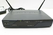 Cisco 871W 54 Mbps 4-Port 10/100 Wireless G Router (CISCO871W-G-A-K9)