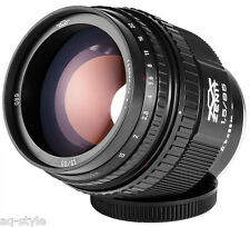 NEW!!! Helios 40-2 C 85mm f/1.5 lens for CANON EOS, BRAND NEW! (NEW EDITION)