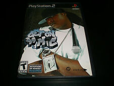 """Get On Da Mic """"Great Condition"""" (PlayStation 2) Complete"""