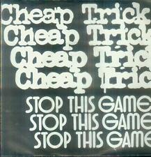 "7"" Cheap Trick/Stop This Game (NL)"