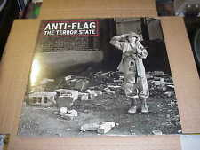 LP:  ANTI-FLAG - The Terror State  NEW SEALED