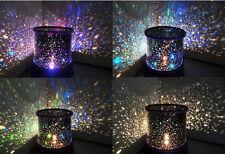 Nuit Lumière cadeau romantique Cosmos étoile Maître LED lampe de projecteur Bon