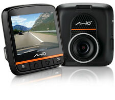 on dash video car camera dashcam Mio MiVue 358 GPS logger, with GPS