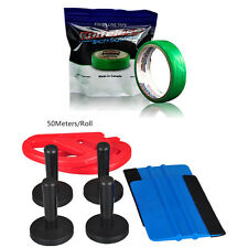 Knifeless Tape Finish Line Car Wrapping Film installation Tools Kit