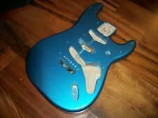 Genuine Fender Stratocaster Strat Body '60s Lake Placid Blue Classic Series
