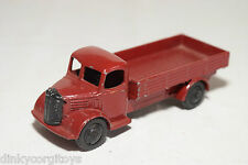 DINKY TOYS 30S AUSTIN TRUCK LORRY MAROON EXCELLENT CONDITION REPAINT