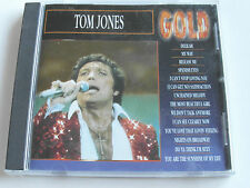 Tom Jones - Gold (CD Album) Used Very Good