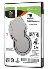 "Seagate 1TB Firecuda Gaming SSHD SATA 6GB/s 64MB Cache 2.5"" Internal Hard Drive"