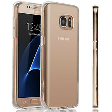 For Samsung Galaxy S7 Slim Case Silicone Bumper Gel Soft Cover TPU Rubber Skin