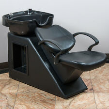 Beauty Salon Equipment Station Unit Spa Bowl Barber Sink Shampoo Backwash Chair