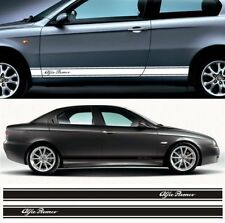 side stripes fits Alfa Romeo 146 146 147 156