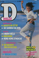 DOLLY 408 1986 Hong Kong Syndicat Fine Young Cannibals Robert Palmer Luis Miguel