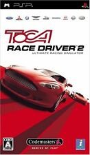 Used PSP TOCA Race Driver 2: Ultimate Racing Simulator Japan Import