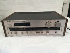 Sony STR-2800L FM Stereo FM-AM Receiver retro Vintage Holz Design Top