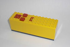 LEGO Technic 9V Batteriebox Batteriekasten gelb yellow Battery 8421 2847c03 2847