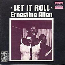 ERNESTINE ALLEN Let It Roll KING CURTIS Fantasy Records SEALED VINYL LP