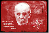 GEORGE CARLIN ART PRINT PHOTO POSTER GIFT