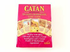 Catan: Traders & Barbarians 5e Replacement Event & Scenario Game Card Pack 120pc