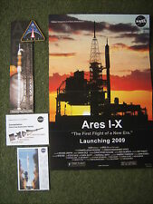NASA related documents memorabilia Ares 1 X Constellation mission Space