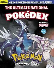 Pokemon Diamond & Pearl: The Ultimate National Pokedex - Official Nintendo Guide