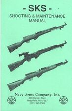 SKS 7.62 X 39 NavyArms YUGO TYPE 56 RIFLE GUN MANUAL