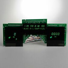 C4 CORVETTE 1984-1989 Digital Dash Gauge Instrument Cluster Direct Fit GREEN LED
