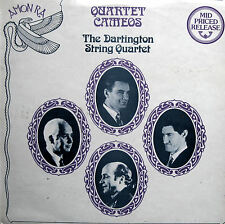 Amon Ra SARB-01 Quartet Cameos The Dartington String Quartet [1974] EX/EX