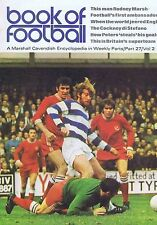 RODNEY MARSH QPR / DI STEFANO Book of football Part 27