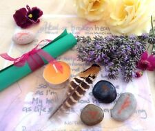 Pagan white witchcraft spell ~Wicca spell kit TO HEAL YOUR BROKEN HEART