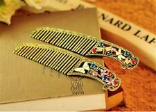 Comb Hair Beautiful Vintage Exquisite Butterfly Comb Dragonfly Comb Hair Tools Z
