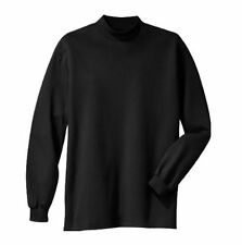 DSCP Military Jersey XXX-Lg Mock Turtlleneck**NEW IN BAG**Qty of 5**Long Sleeve